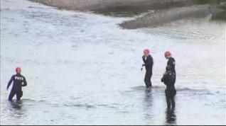 Recuperan el cadáver del bebé en el río Besós