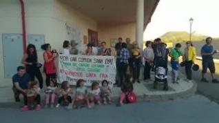 Sanidad investiga un nuevo incidente en el comedor del colegio de Santa Cilia