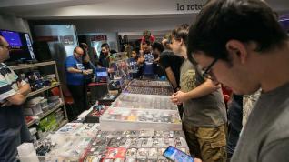 Éxito de público en RetroZaragoza, el reencuentro con la diversión clásica