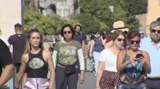 Temperaturas de verano en toda España