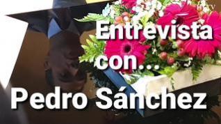 Entrevista con Pedro Sánchez, este miércoles, en HERALDO