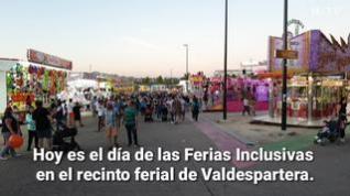 Ferias inclusivas, ferias para todos en las Fiestas del Pilar de Zaragoza