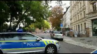 Un tiroteo cerca de una sinagoga en Alemania deja dos muertos