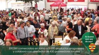 VIII Feria del Producto Local Eroski