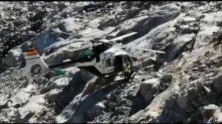 Nuevo rescate en el glaciar del Aneto