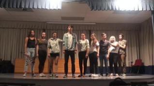 Un grupo de nueve aragoneses, el único seleccionado en España para el festival de teatro 'Brave Kids Together For Earth'