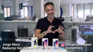 Móviles: El bueno, el raro y el (no tan) malo de Samsung