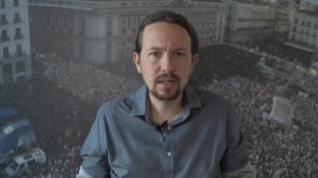 """Pablo Iglesias: """"La judialización del conflicto catalán no contribuye a su resolución"""""""
