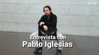 Entrevista con Pablo Iglesias, este miércoles, en HERALDO