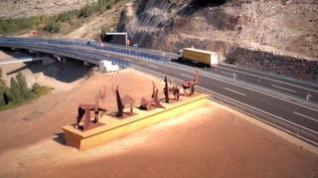 Monrepós ya es autovía tras 13 años de obras pero quedan 28 km por desdoblar hasta Jaca