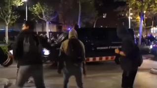 """El Gobierno habla de """"grupos violentos coordinados"""" en las capitales catalanas"""