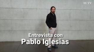 """Pablo Iglesias defiende la candidatura de Echenique: """"Podría ser hoy ministro"""""""