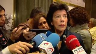 """El Gobierno exige a Torra que haga """"un llamamiento a la no violencia"""""""