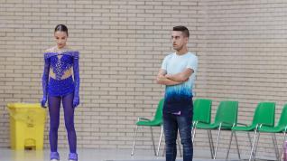 Campeonato de España de patinaje artístico alevín e infantil en Zaragoza