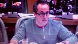 """Alberto Cubero: """"Usted es un reaccionario, un racista y un homófobo"""""""