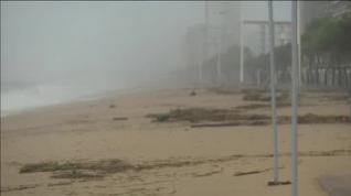 Un muerto y cuatro desaparecidos en Cataluña por las lluvias