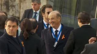 La familia de Franco ya está en el Valle de los Caídos