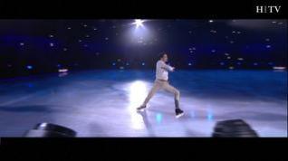 El patinador Javier Fernández llega a Zaragoza con el espectáculo 'Revolution On Ice'