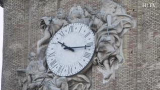 Cambiar la hora en relojes con solera
