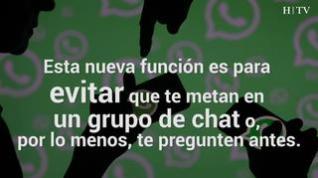 Consejos para evitar que te metan en un grupo de WhatsApp