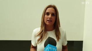 Por qué hay que acudir a la urnas, según Susana Sumelzo.
