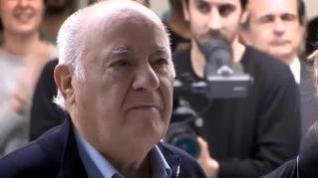Amancio Ortega, de vender batas a ser el hombre más rico de España
