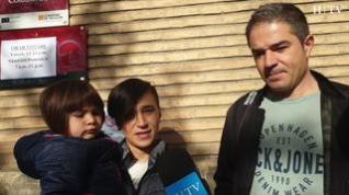"""Rumanos en Aragón: """"Votamos por un futuro mejor para nuestras familias"""""""