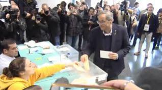 """Torra, antes de votar: """"Las urnas son nuestro terreno de juego"""""""