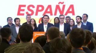 Rivera convoca un congreso extraordinario para que los militantes decidan el futuro de Ciudadanos