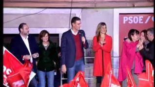 """Sánchez asegura que esta vez """"sí o sí"""" habrá Gobierno progresista"""