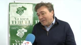 """Tomás Guitarte: """"Si Sánchez pide nuestro voto, queremos la A-68 y el eje ferroviario"""""""