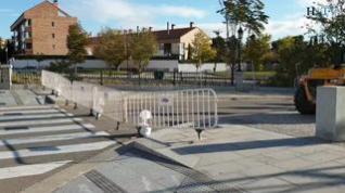 El Paseo Infantes de España de Zaragoza, cortado al tráfico durante un mes