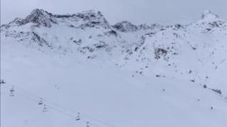 Formigal adelanta el inicio de la temporada de esquí y abre este sábado