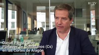 "Daniel Pérez dice que Arrimadas es ""la sucesora natural"" de Rivera"
