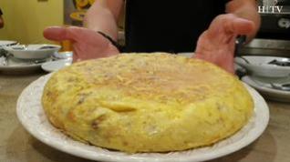 Así se hace la mejor tortilla de patata de Zaragoza