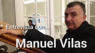 """Manuel Vilas: """"Es una novela de inspiración autobiográfica, pero el narrador se independiza"""""""