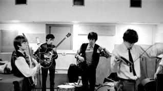 Fotografías inéditas muestran los humildes inicios de los Rolling Stones