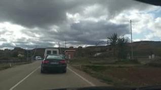 ¿Por qué circulan tan despacio estos días los trenes en Cetina?