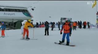 Así ha comenzado la temporada de esquí en la estación de Formigal