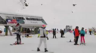Formigal abre sus puertas con buenas condiciones de nieve