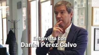 """Daniel Pérez Calvo: """"No creo que Ciudadanos se quede en una situación vulnerable"""""""