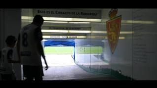 Spot Aspanoa partido Real Zaragoza - Real Madrid