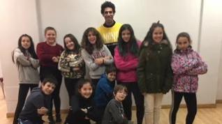 Día del Niño: En Ejea de los Caballeros (Zaragoza) lo celebran a ritmo de rap