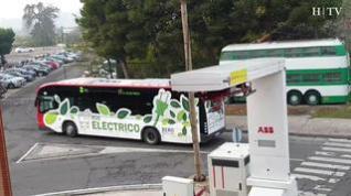 Los autobuses eléctricos sobreviven en la jungla de Zaragoza