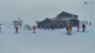 Comienza la temporada de esquí en Candanchú