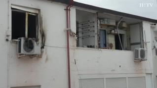 Un herido grave por una explosión de butano en el barrio de las Fuentes de Zaragoza