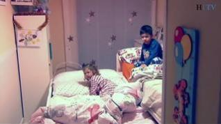¿Cómo conseguir que los niños se vayan a la cama sin dramas?