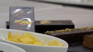 Lay's lanza el primer turrón de patatas fritas del mercado