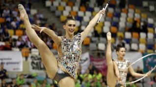 Campeonato de España de Conjuntos de Gimnasia Rítmica en Zaragoza