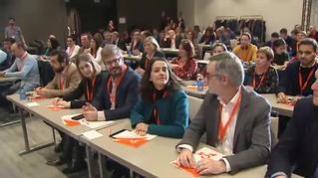Ciudadanos elige una gestora continuista con José Manuel Villegas como número dos